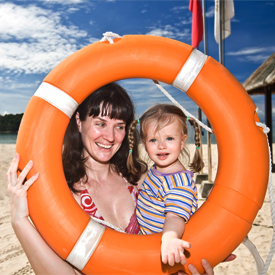 Flying with an Infant – Island Trader Vacations Family Travel Tips