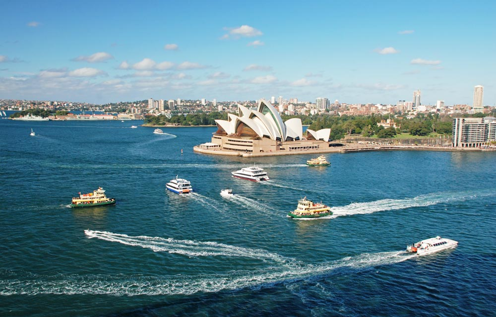 A Trip To Sydney With Island Trader Vacations