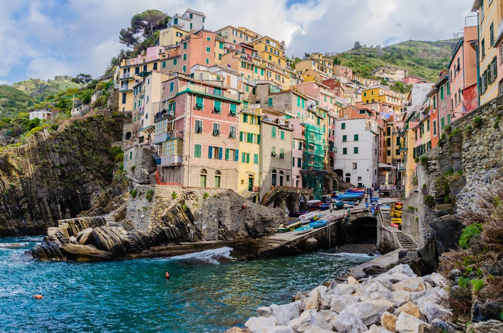 Cinque Terre a Review from Island Trader Vacations
