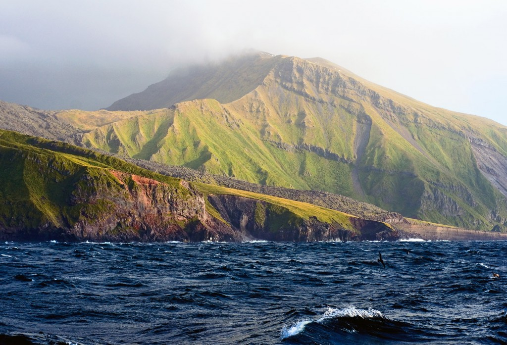 Island Trader Vacations Reviews the Aleutian Islands
